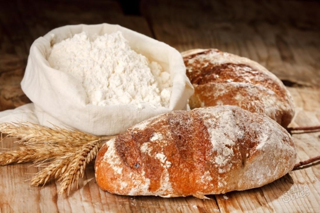 готовим хлеб для рыбалки