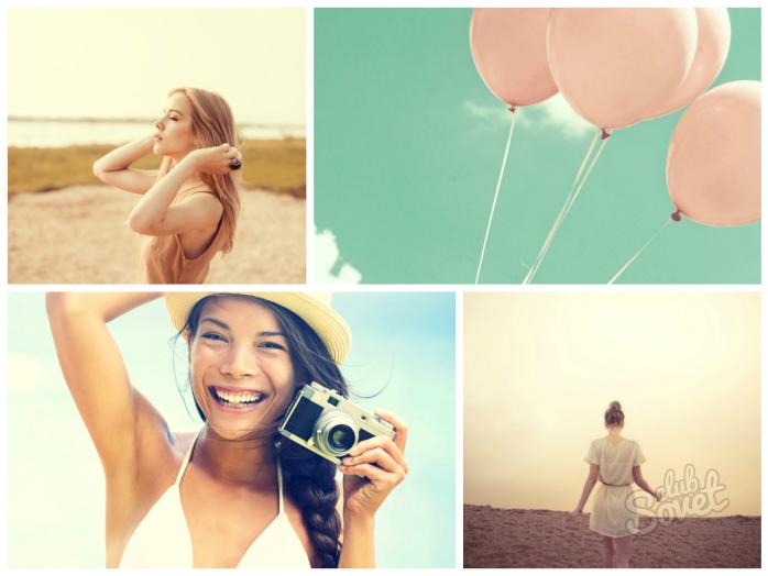 Как сделать несколько фото в одной для айфона 784