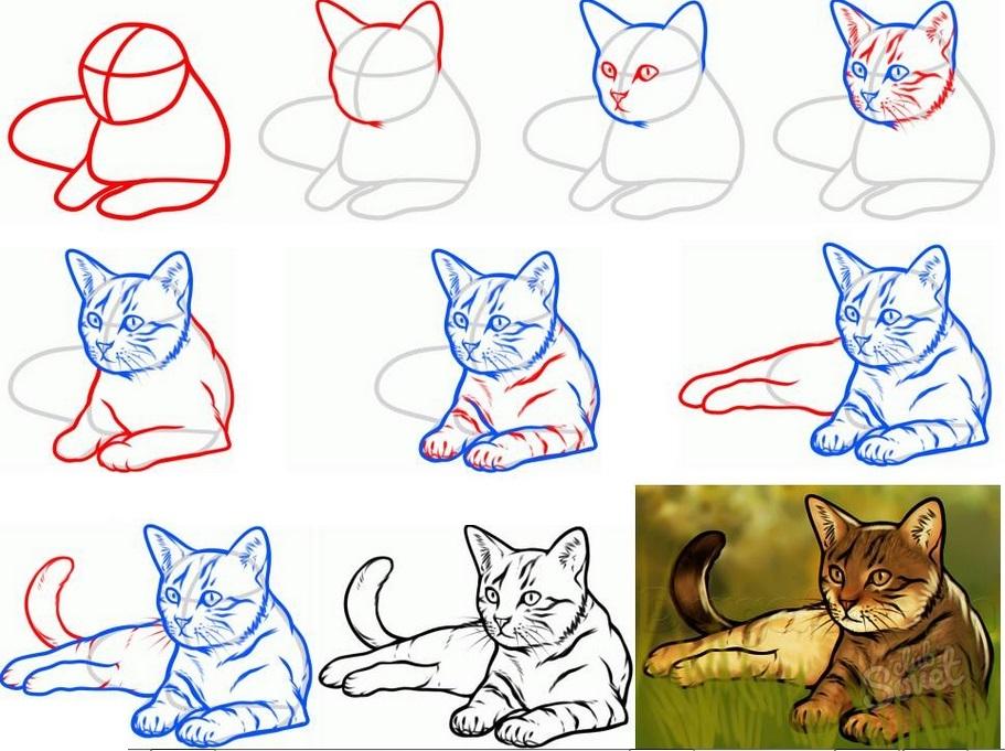Как нарисовать фуражку поэтапно 172