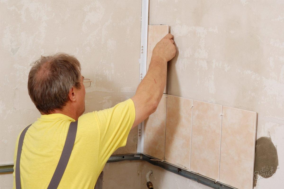 Кладем плитку в ванной своими руками: пошаговая инструкция 56