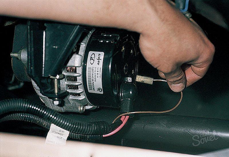 Фото №3 - генератор ВАЗ 2110 выдает маленькое напряжение