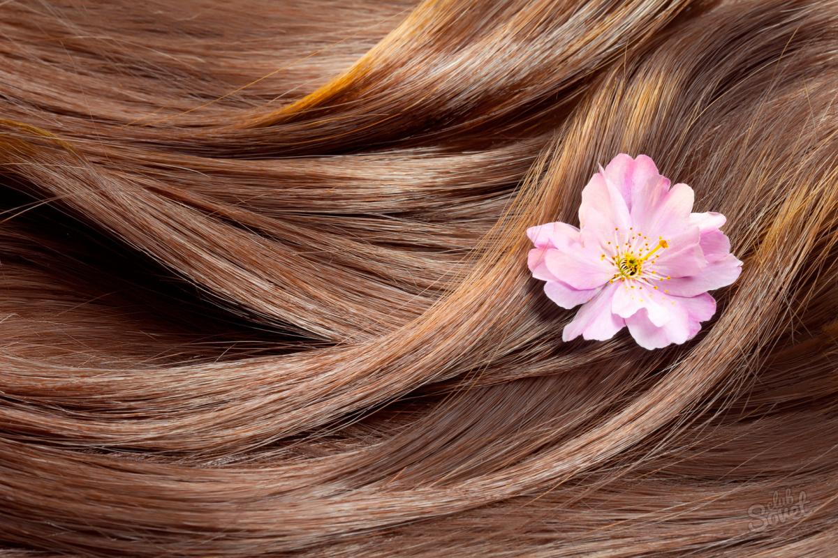 Как сделать свои волосы блестящими и ухоженными