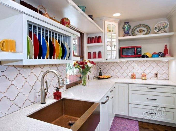 Красивые интерьеры кухни своими руками фото
