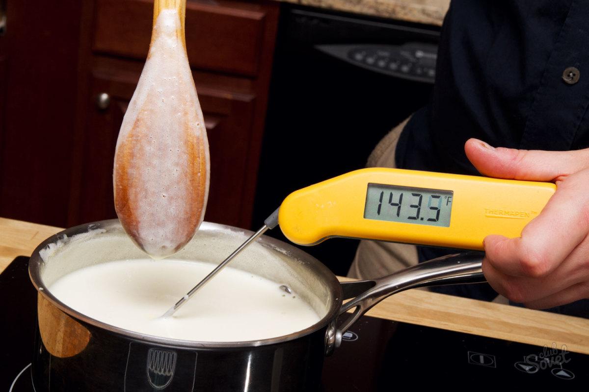 Как сделать настоящее домашнее мороженое из молока 73