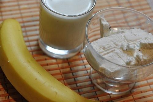 Как с помощью блендера сделать молочный коктейль