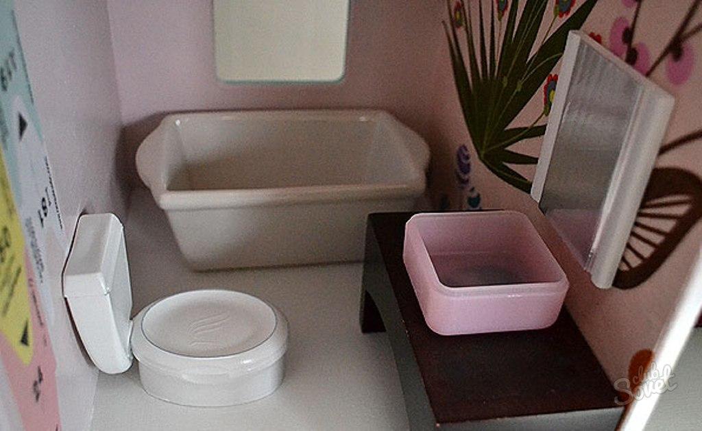 Как сделать мебель для ванной своими руками 146