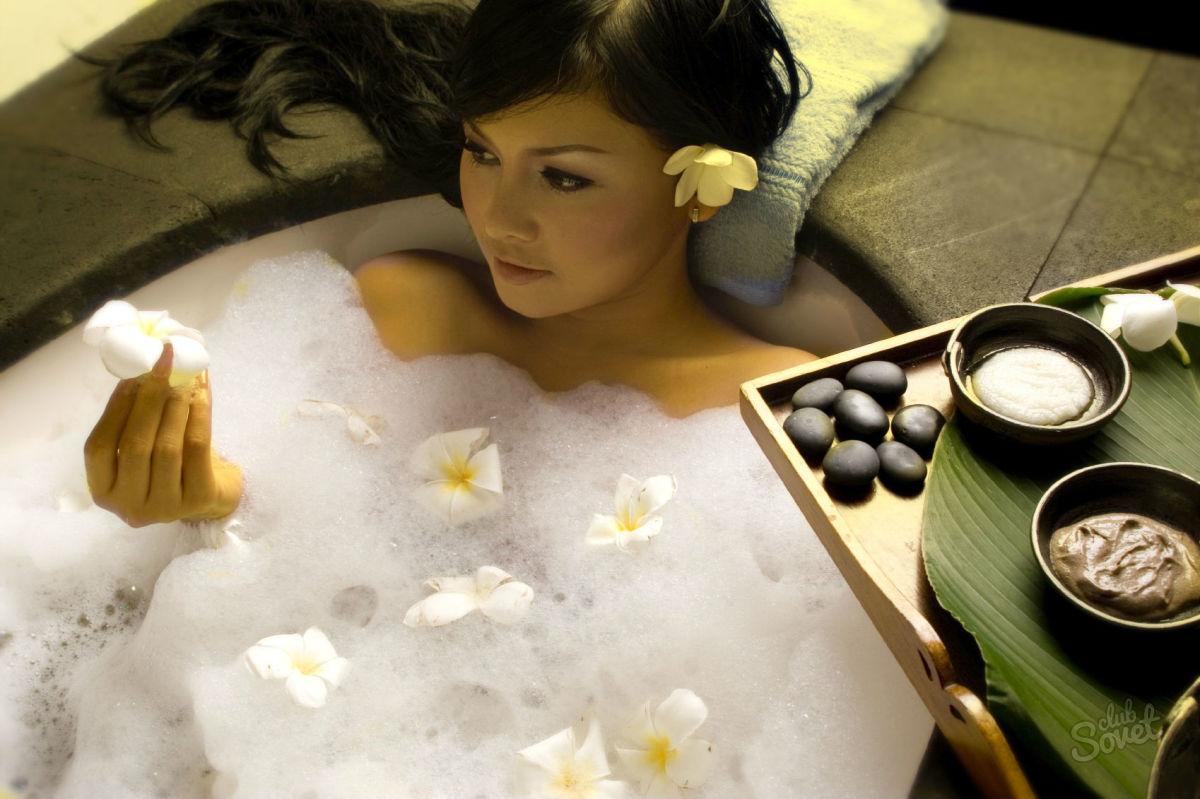 Ванны для увлажнения кожи в домашних условиях с - Ванны для тела. Женский сайт