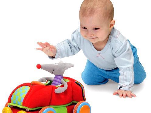 Ребёнок-играет