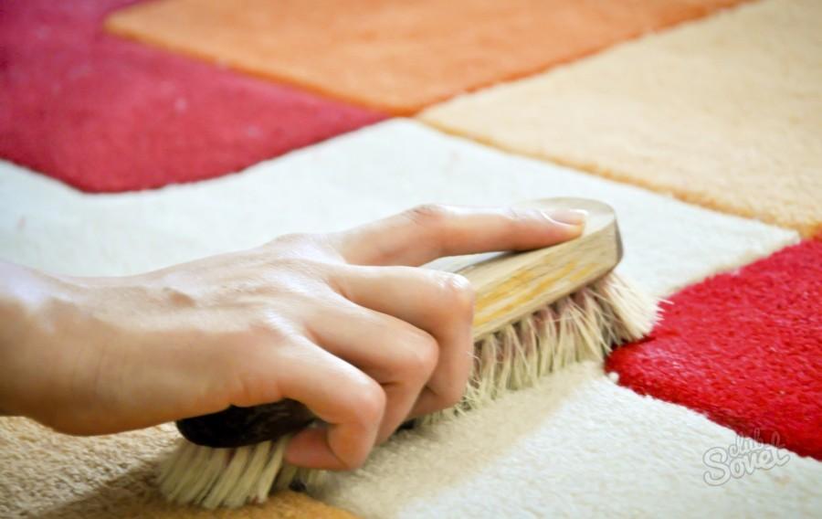 Как почистить ковёр содой и уксусом. Как чистить ковер уксусом и содой в домашних условиях