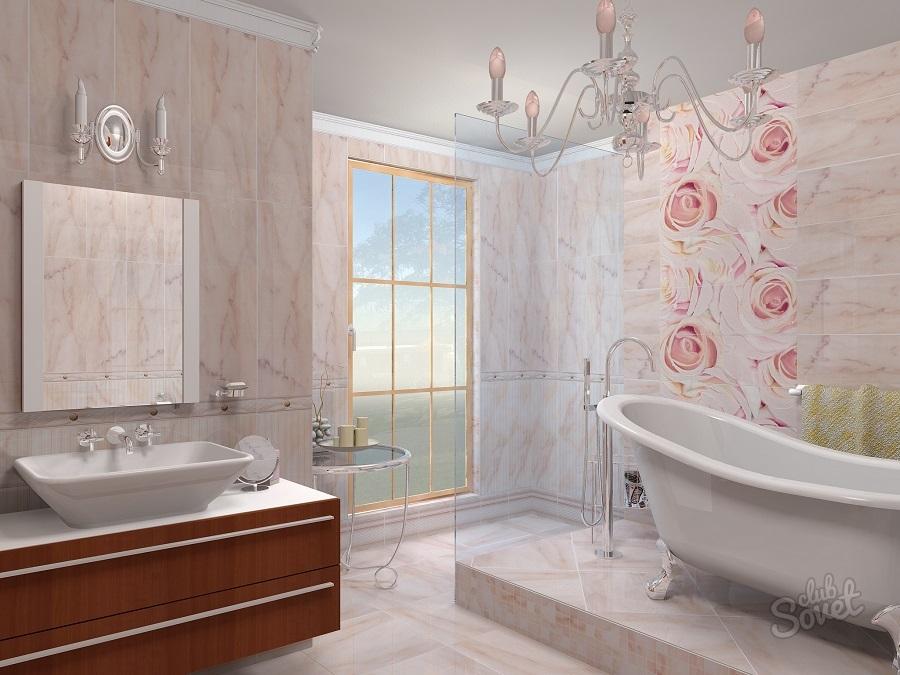 Пластиковые стены в ванной фото