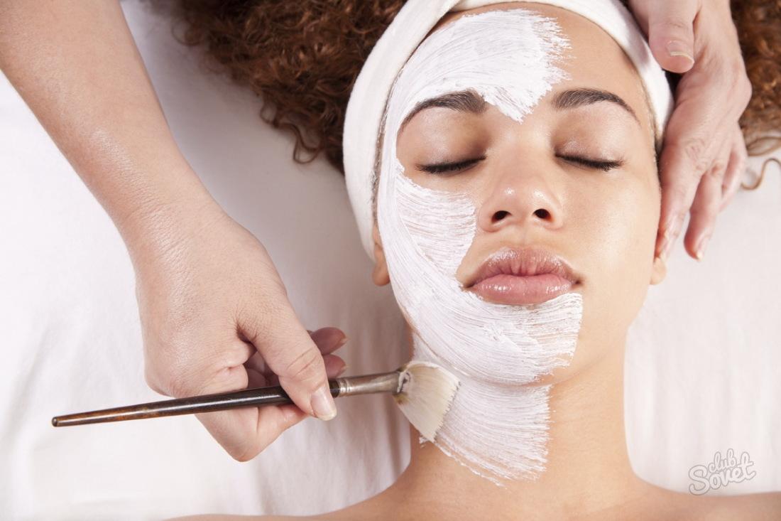 Пилинги для кожи лица в домашних условиях