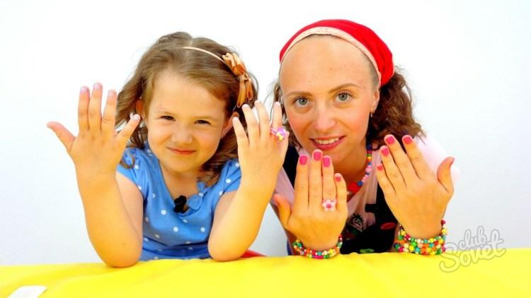 Как ребенка отучить ногти грызть