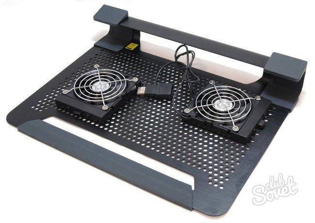 Проверка вентилятора ноутбука