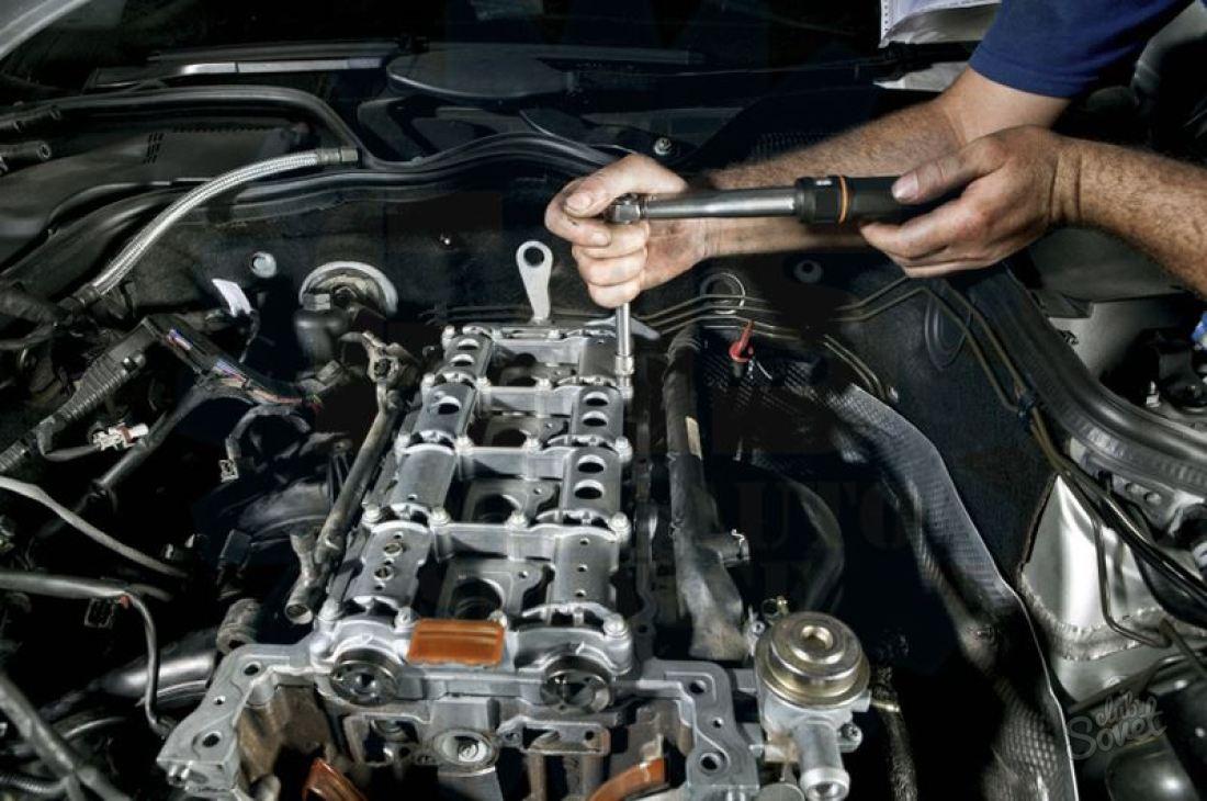 Замена дизельного двигателя своими руками 54