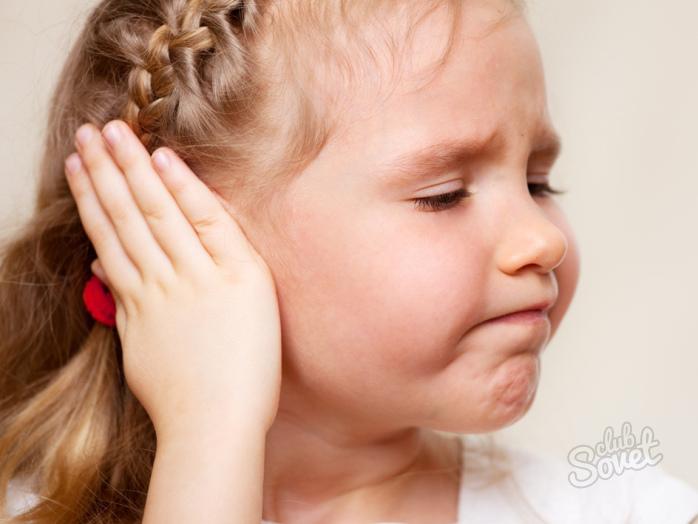 У ребенка стреляют уши что делать в домашних условиях 516