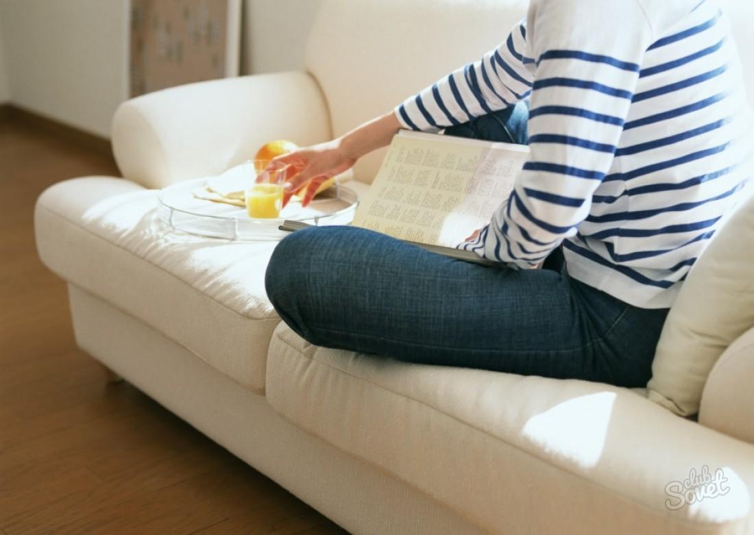 Как и чем можно почистить диван в домашних условиях 876