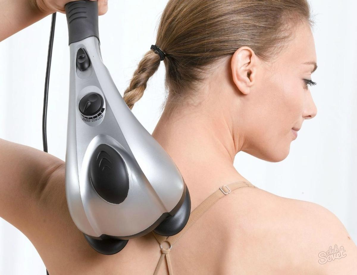 Вибромассажеры для шеи и спины в домашних условиях