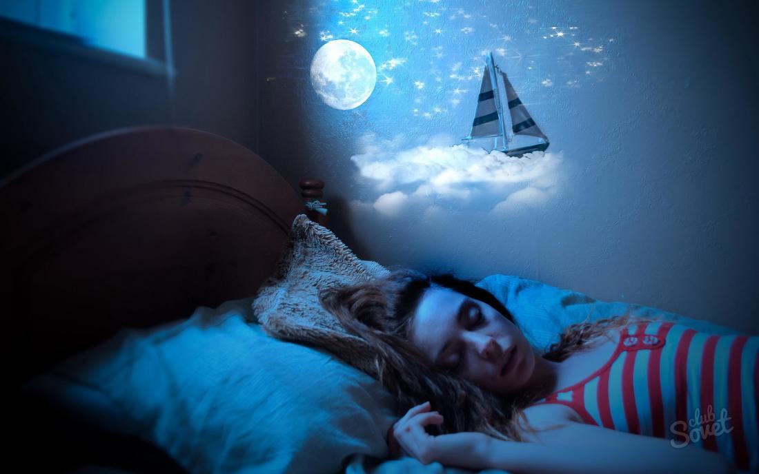 Почему много снится снов за ночь