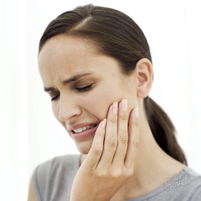 При острой зубной боли в домашних условиях