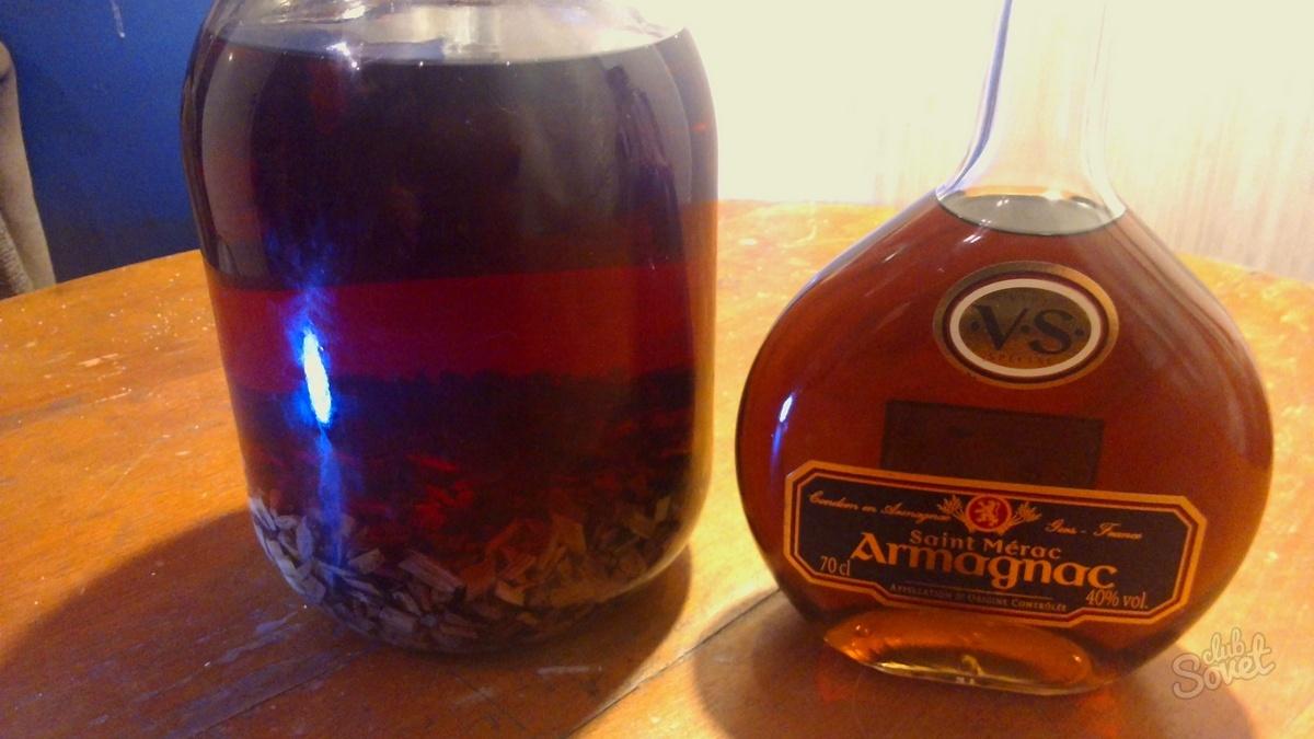 Как сварить грог на спирту