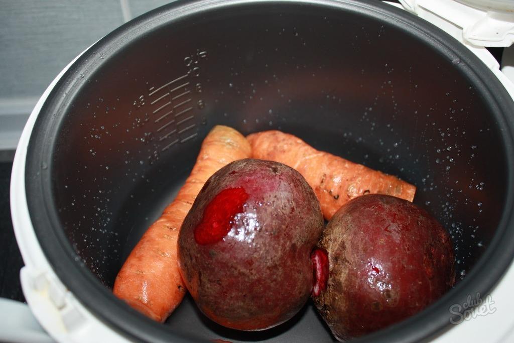 Супы из свеклы в мультиварке рецепты