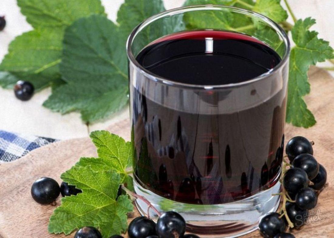 Вино из черной смородины замороженной в домашних условиях