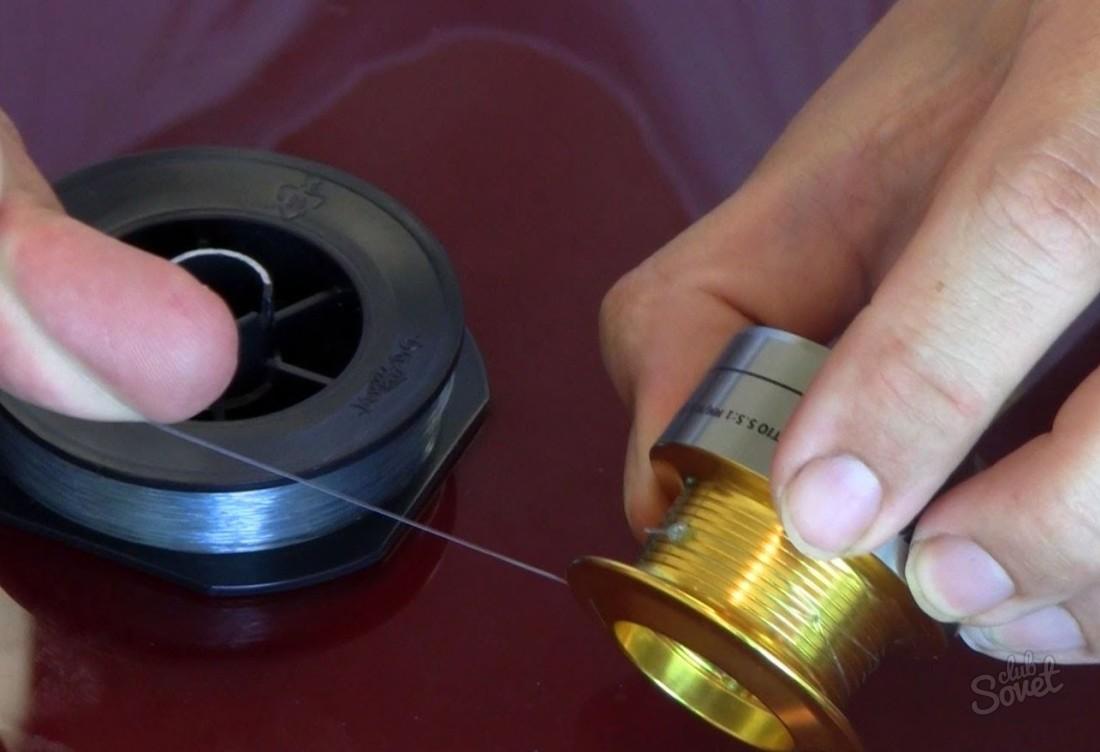 Как правильно сделать подмотку на шпулю катушки