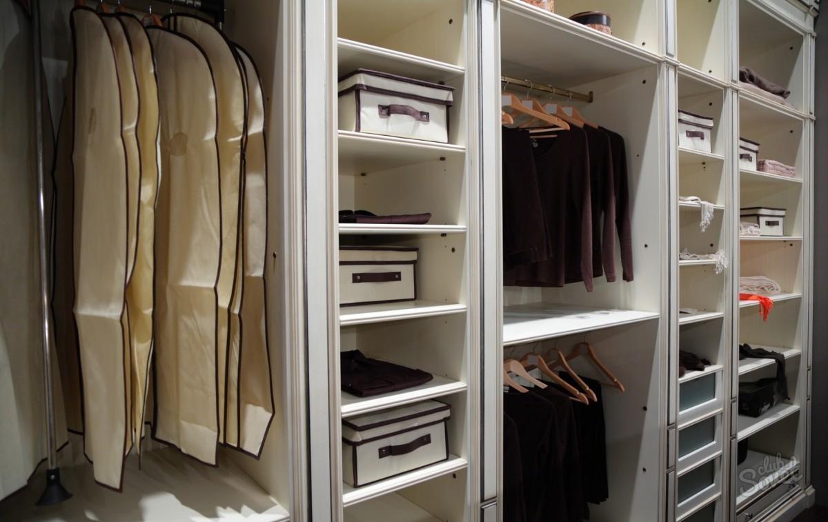 Как сделать шкаф в спальне своими руками