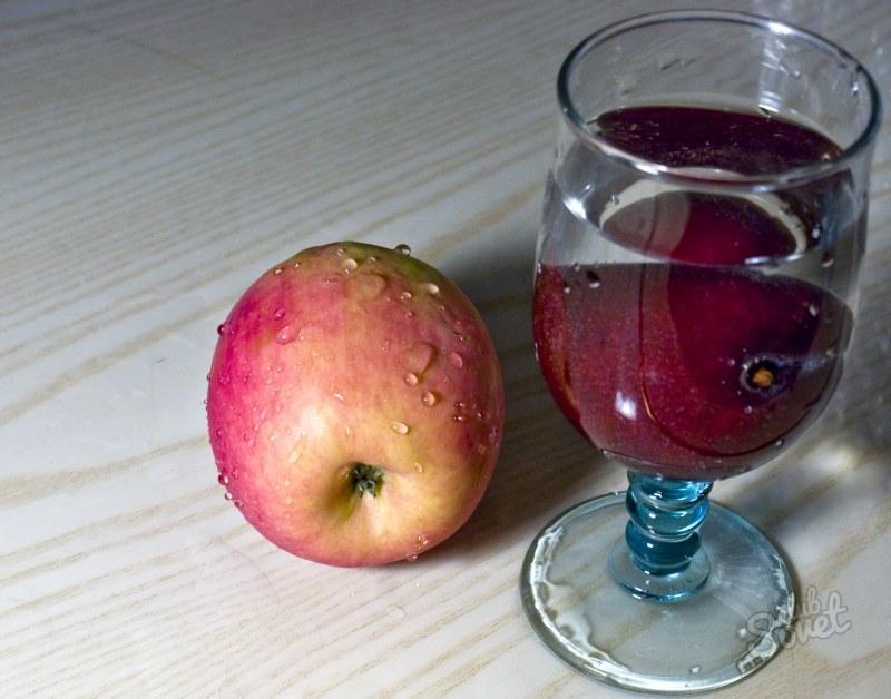 Как изготовить вино из яблоки в домашних условиях