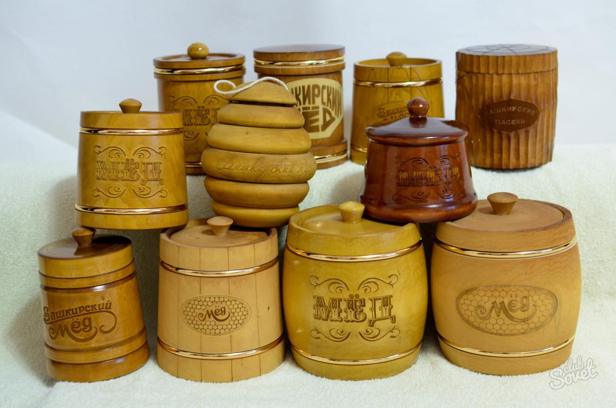 Хранение мёда в домашних условиях 869