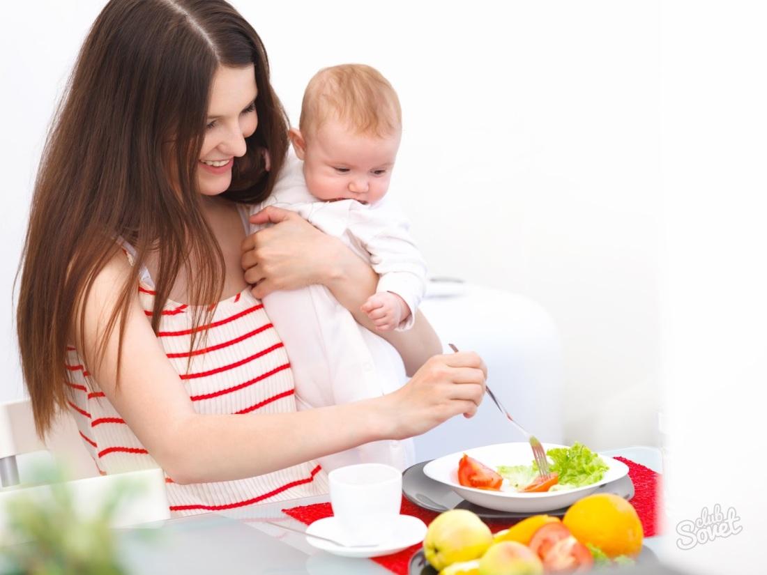 Как похудеть при гв не навредив ребенку