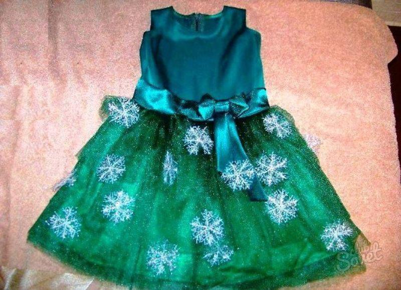 Новогоднее платье сшить для 541