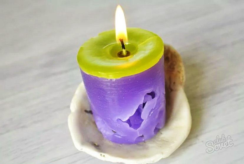 Залило свечи как сделать
