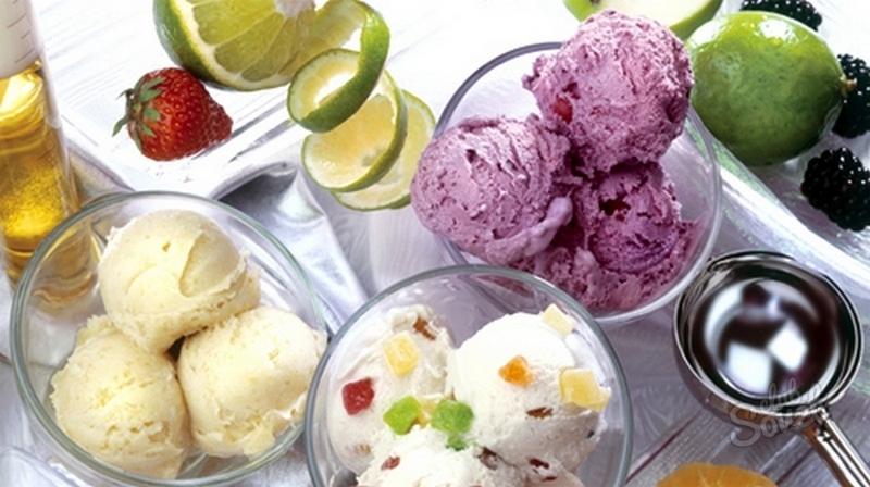 Дети и мороженое в домашних условиях