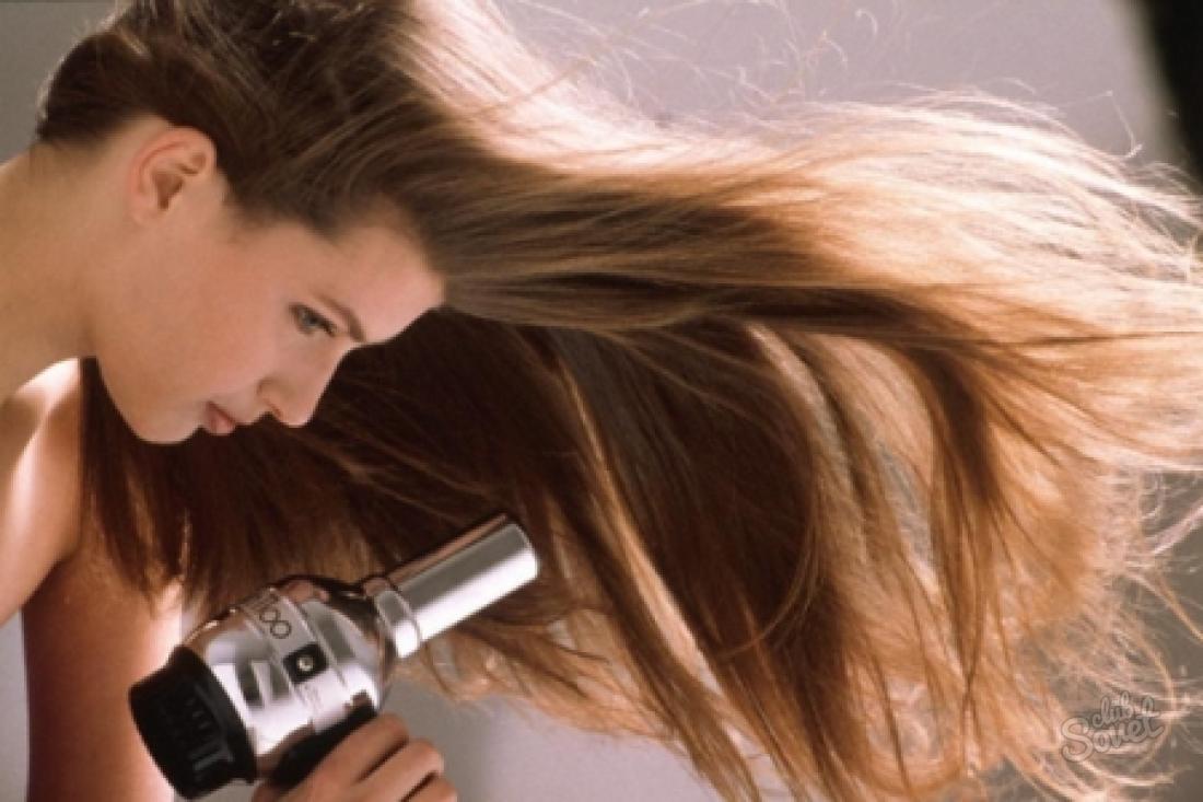 Укладка феном средние волосы своими руками в домашних условиях