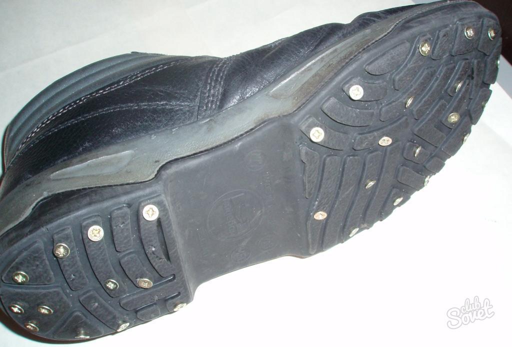 Как сделать обувь нескользкой в домашних