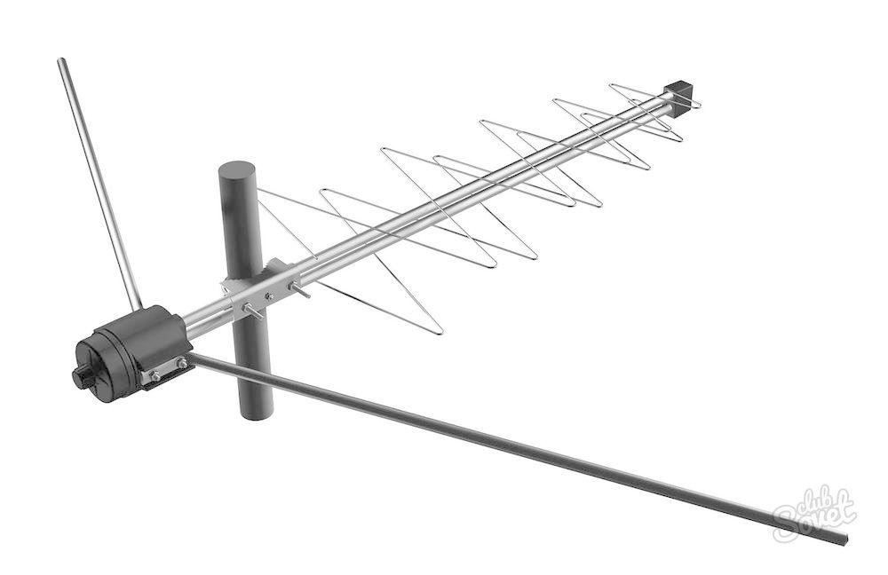 Как отремонтировать телевизионную антенну