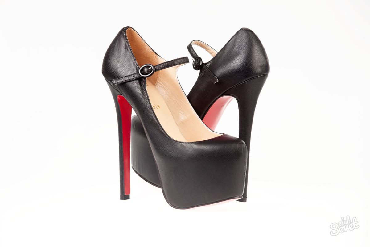 Кожаные туфли, фото