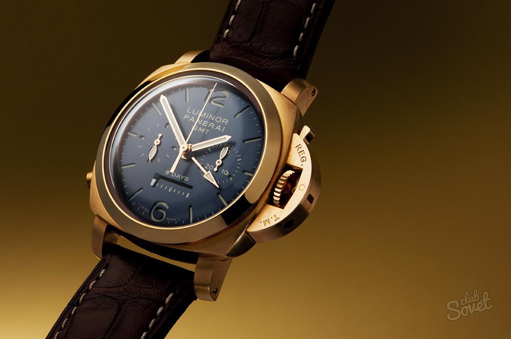 Дорогие мужские часы - купить в интернет
