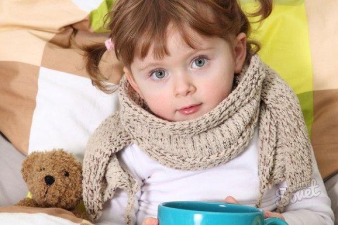 У маленького ребенка резко поднялась высокая температура без других симптомов болезни?