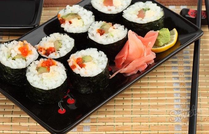 Напитки к суши и роллам — Статьи, советы и обзоры