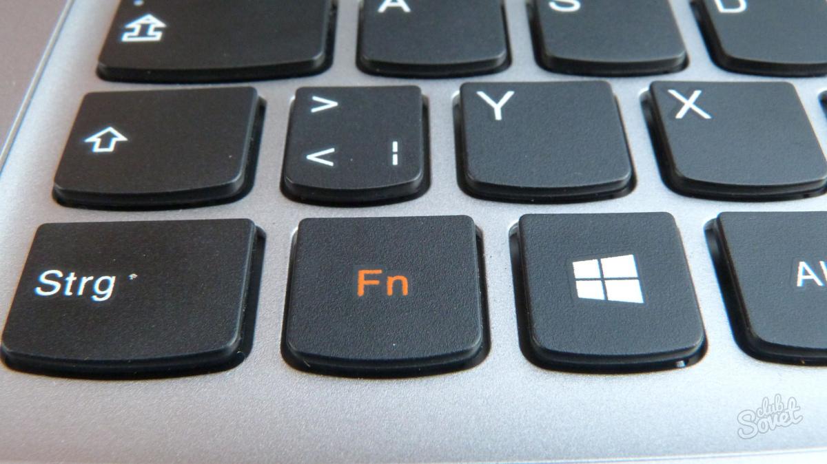 какую кнопку можно употреблять заместо fn