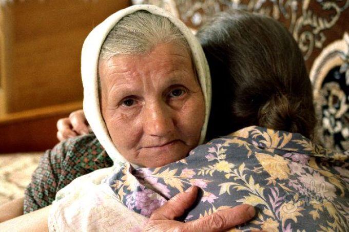 фото с бабушками
