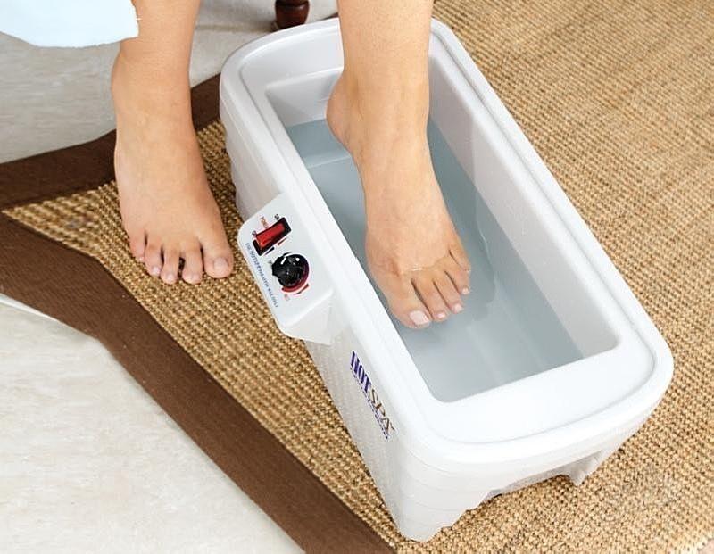 Парафиновые ванночки для ног в домашних условиях. Парафиновые ванночки для ног в домашних условиях
