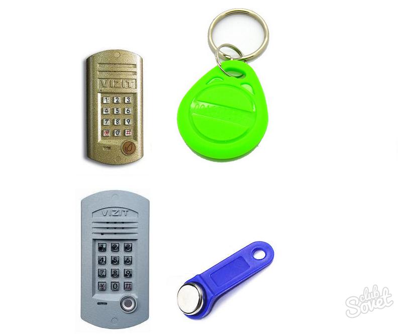 Как сделать ключ от всех домофонов визит