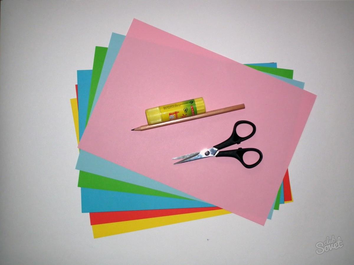 Поделки из бумаги и клейстера