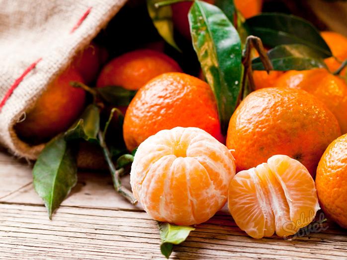 Как правильно хранить мандарины в домашних условиях