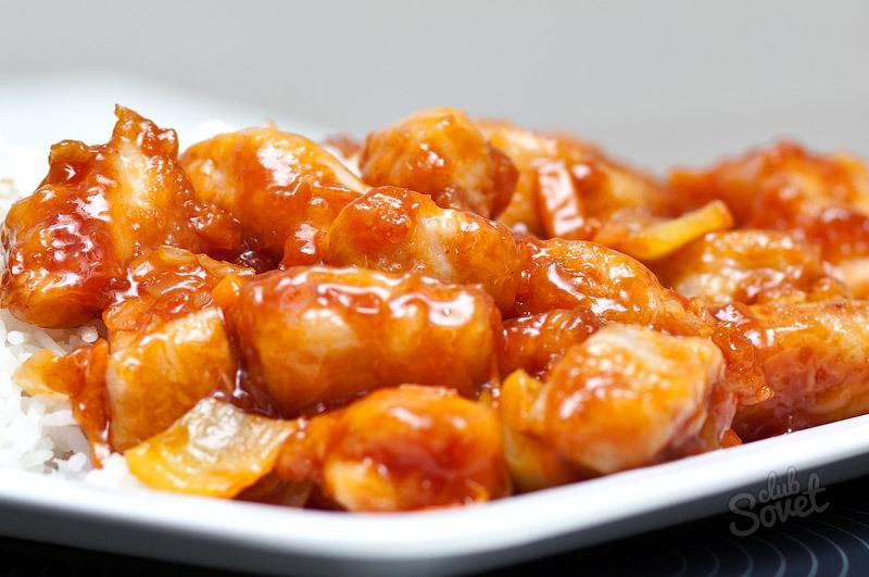 финансов рецепт филе куриного в кисло-сладком соусе по-китайски найти работу Новолуние