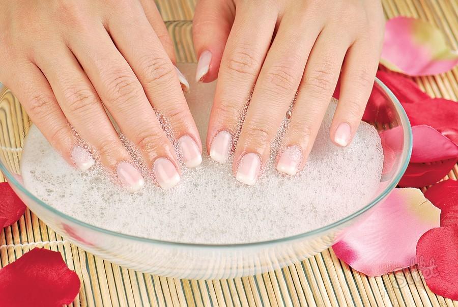 Как укрепить свои ногти на руках