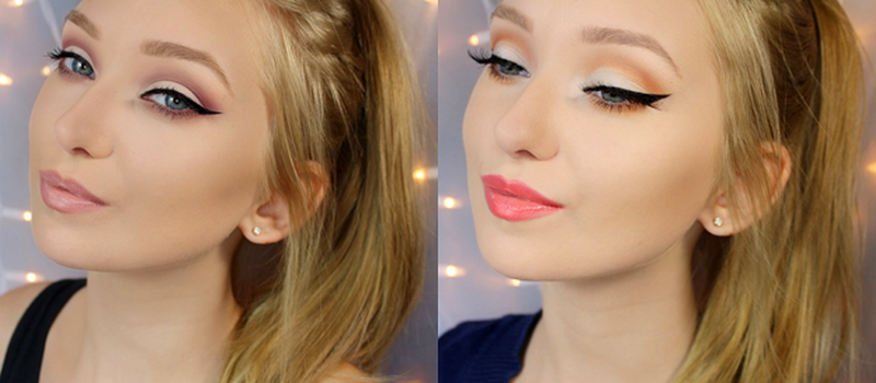 Летние макияжи для подростков